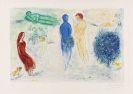 Marc Chagall - Le jugement de Chloé