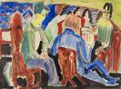 Ernst Ludwig Kirchner - Unterhaltung