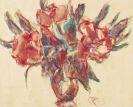 Christian Rohlfs - Rhododendron