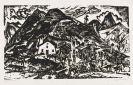 Ernst Ludwig Kirchner - Stafelalp, Gesamtansicht (Alpaufzug)