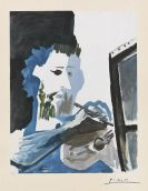 Pablo Picasso - Le Peintre