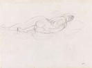 Henri Matisse - Nu couché vu de dos