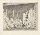 Lyonel Feininger - The Disparagers (Die Höhnenden / Die Ausgestoßenen)