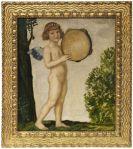 Franz von Stuck - Eros mit Tamburin