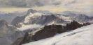 Edward Theodore Compton - Die Alpen von Graubünden vom Tödi aus