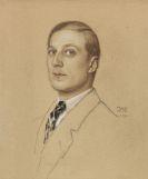Franz von Stuck - Porträt Adrian Lukas Müller