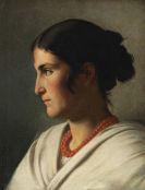 Deutschrömer - Bildnis einer Römerin