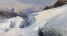Edward Theodore Compton - Gletscherplateau