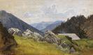 Schleich d. Ä., Eduard - Gebirgslandschaft