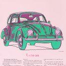 Andy Warhol - Volkswagen