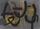 Fritz Winter - Mit Gelb und Rot