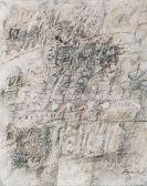 Gerhard Hoehme - James Joyce Epiphanie (Hommage)
