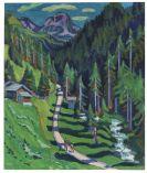 Ernst Ludwig Kirchner - Sertigweg