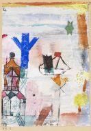 Paul Klee - Kleiner Dampfer