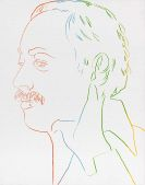 Andy Warhol - Tennessee Williams
