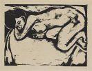Ernst Ludwig Kirchner - Liegender Akt