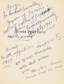 James Joyce - Pomes Penyeach