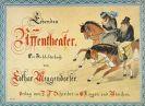 Lothar Meggendorfer - Lebendes Affentheater