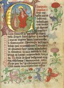 Manuskripte - Stundenbuch auf Pergament. Flandern