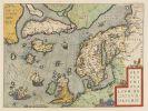 Abraham Ortelius - Septentrionalium regionum descrip