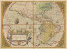 Abraham Ortelius - Americae sice novi orbis