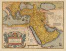 Abraham Ortelius - Turcici imperii descriptio