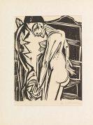 Will Grohmann - Kirchner-Zeichnungen