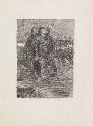 Barlach, Ernst - 3 sign. Orig.-Lithographien (Sterndeuter II, Anno domini, Selig sind die Barmherzigen)