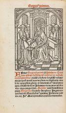 Gregorius I. - Dialogus. Sammelband mit 5 Werken