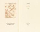 Johann Wolfgang von Goethe - Epigramme. Venedig. Luxus-Ausgabe