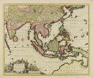 - Sammlung von 45 Karten, dabei: Duval, Atlas universel des sciences