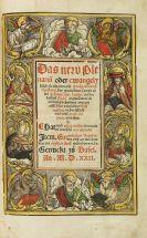 Martin Luther - Das new Plenarium