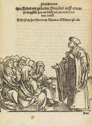 Philippus Theophrastus Paracelsus - Propheceien und Weissagungen