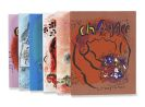 Marc Chagall - Lithographe. 6 Bände