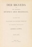 Rigveda - Der Rigveda. 5 Bände