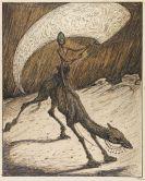 Alfred Kubin - Der Wüstentod