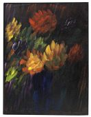 Alexej von Jawlensky - Grosses Stilleben: Chrysanthemen