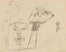 Paul Klee - Vulgaere Komoedie