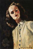 Francis Picabia - La résistance (Marlene)