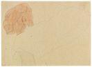 Egon Schiele - Schlafendes Mädchen (Melanie Schiele)