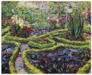 Emil Nolde - Buchsbaumgarten