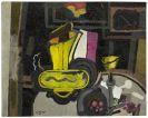 Georges Braque - Nature morte au pot jaune